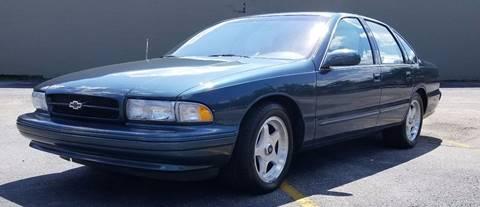 1996 Chevrolet Impala for sale in Mobile, AL