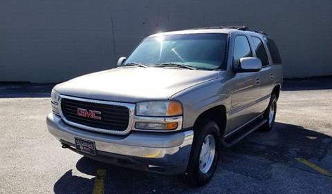 2001 GMC Yukon for sale in Mobile, AL