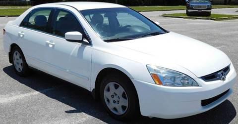 2005 Honda Accord for sale at Car Shop of Mobile in Mobile AL
