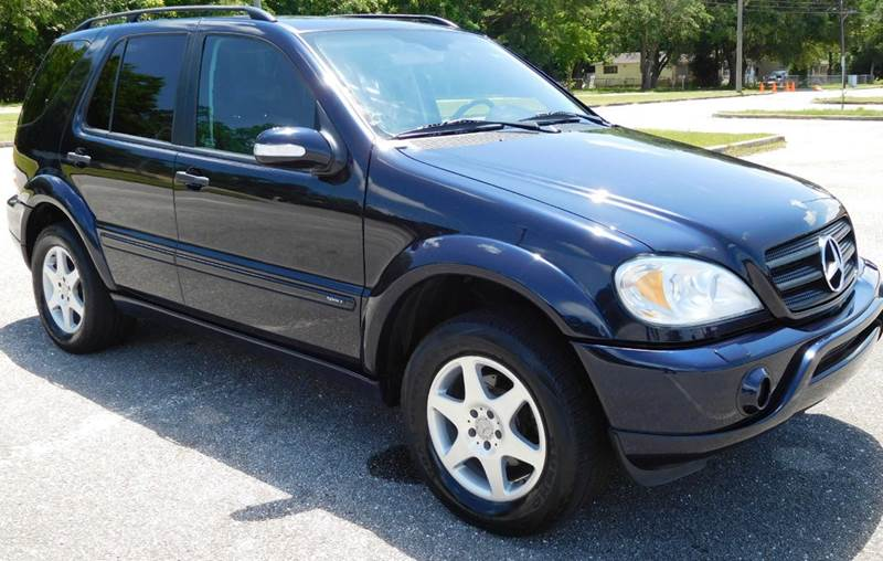 2002 Mercedes-Benz M-Class for sale at Car Shop of Mobile in Mobile AL