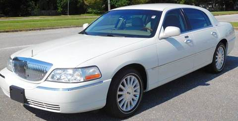 2003 Lincoln Town Car for sale at Car Shop of Mobile in Mobile AL