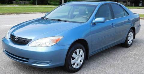 2004 Toyota Camry for sale at Car Shop of Mobile in Mobile AL
