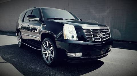 2007 Cadillac Escalade for sale at Car Shop of Mobile in Mobile AL