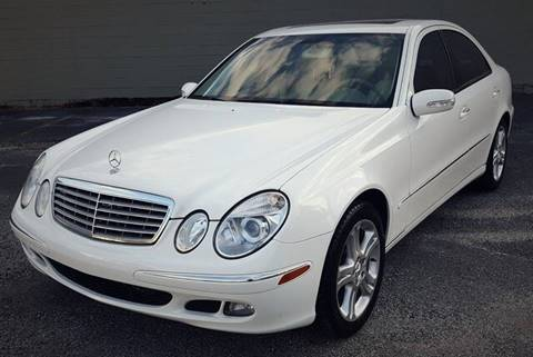 2006 Mercedes-Benz E-Class for sale in Mobile, AL