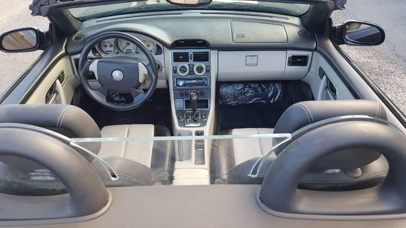 2000 Mercedes-Benz SLK SLK 230 Supercharged 2dr Convertible - Mobile AL