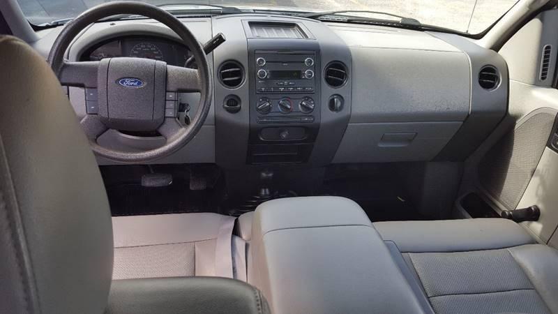 2008 Ford F-150 4x4 XL 4dr SuperCab Styleside 6.5 ft. SB - Mobile AL