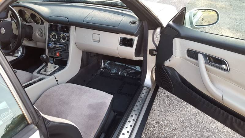 1999 Mercedes-Benz SLK SLK 230 Supercharged 2dr Convertible - Mobile AL