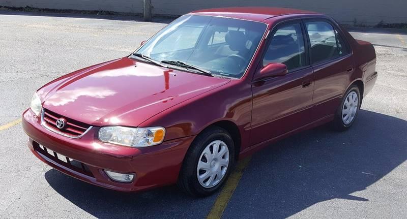 2001 Toyota Corolla LE 4dr Sedan - Mobile AL
