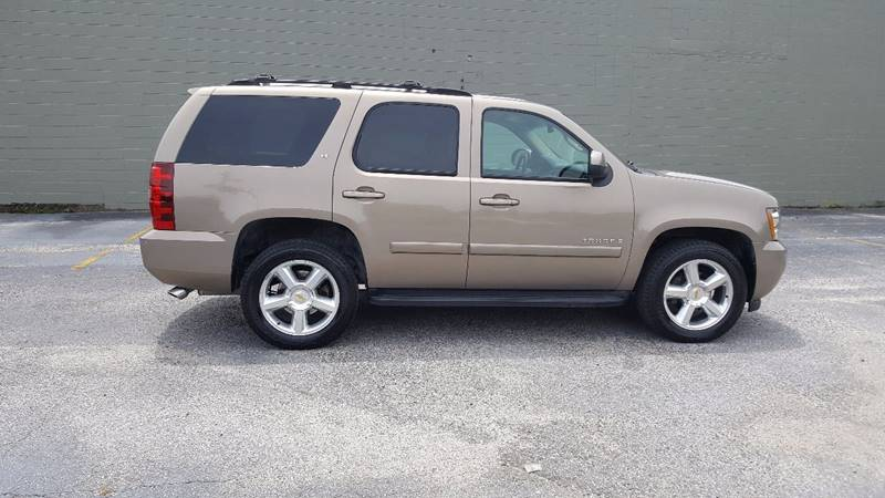 2007 Chevrolet Tahoe LT 4dr SUV - Mobile AL
