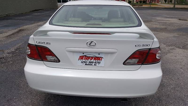 2004 Lexus ES 330 4dr Sedan - Mobile AL