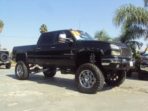2006 Chevrolet Silverado 1500HD for sale in Whittier, CA