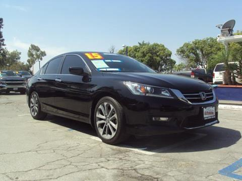 Honda accord for sale in whittier ca for Valley view motors whittier ca