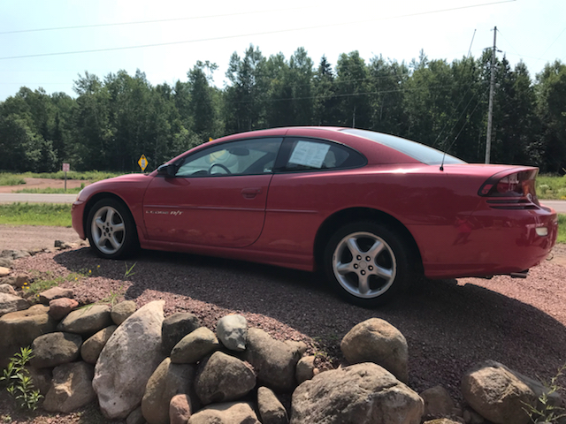 2001 Dodge Stratus Rt 2dr Coupe In Mellen Wi Porkys Northwoods