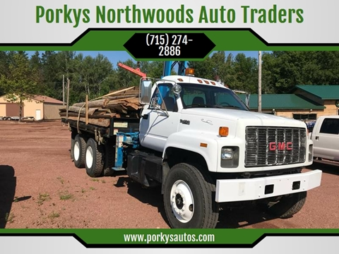 1994 GMC TOPKICK for sale in Mellen, WI