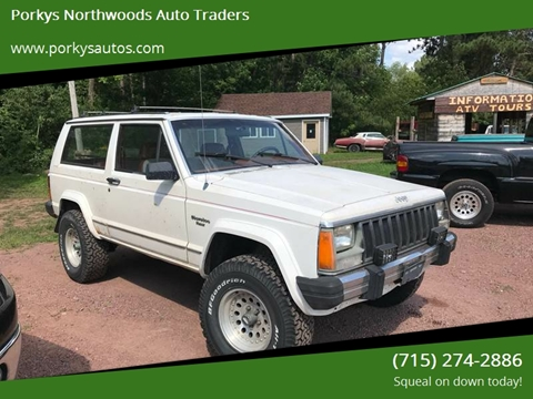 1985 Jeep Cherokee for sale in Mellen, WI