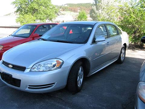 2009 Chevrolet Impala for sale in Rapid City, SD