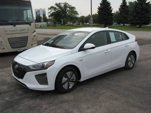 Used 2017 Hyundai Ioniq Hybrid For Sale Carsforsale