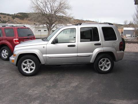 2007 Jeep Liberty for sale in Rapid City, SD