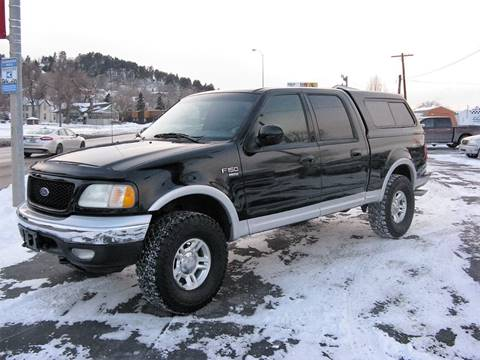 2002 Ford F-150 for sale in Rapid City, SD