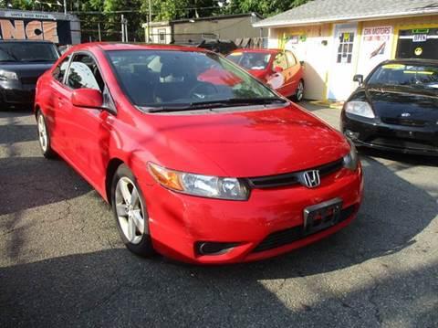 2008 Honda Civic for sale in Passaic, NJ