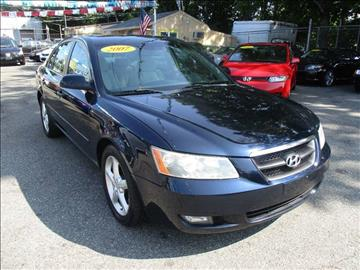 2007 Hyundai Sonata for sale in Passaic, NJ