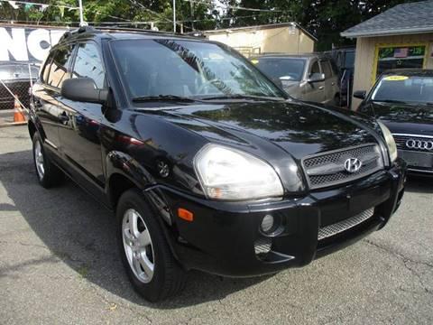 2006 Hyundai Tucson for sale in Passaic, NJ