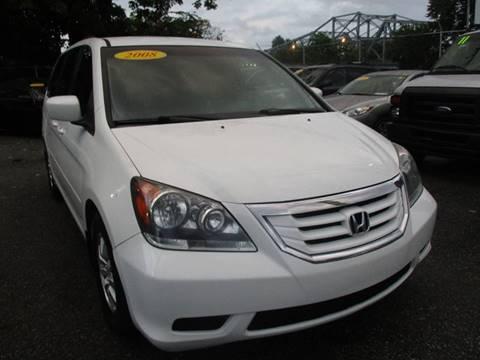 2008 Honda Odyssey for sale in Passaic, NJ