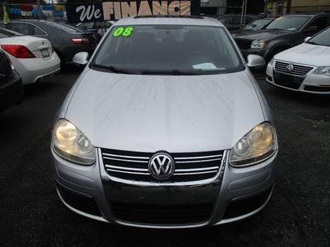 2008 Volkswagen Jetta for sale in Passaic, NJ