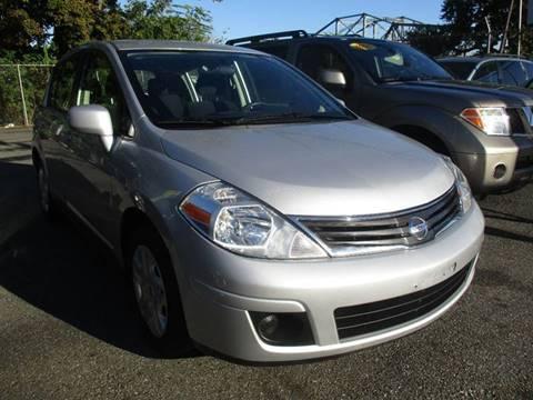 2012 Nissan Versa for sale in Passaic, NJ