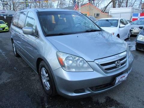 2007 Honda Odyssey for sale in Passaic, NJ