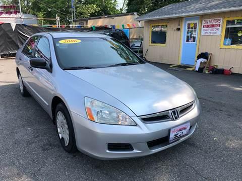 2006 Honda Accord For Sale >> 2006 Honda Accord For Sale In Passaic Nj