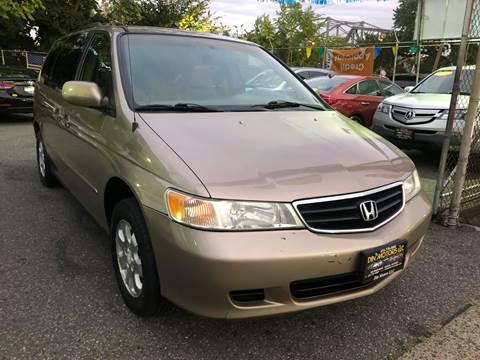 2003 Honda Odyssey for sale in Passaic, NJ