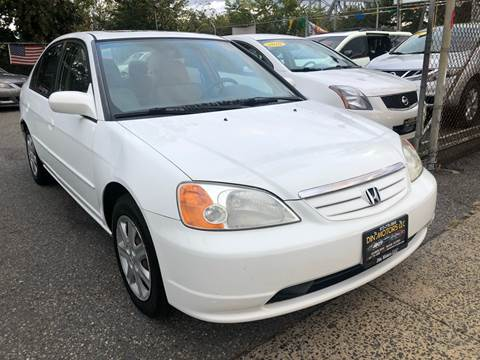 2003 Honda Civic for sale in Passaic, NJ