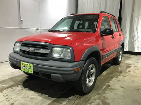 2003 Chevrolet Tracker for sale in Clinton, IA