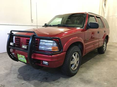 2000 Oldsmobile Bravada for sale in Clinton, IA
