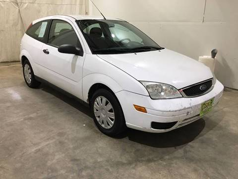 2007 Ford Focus for sale in Clinton, IA