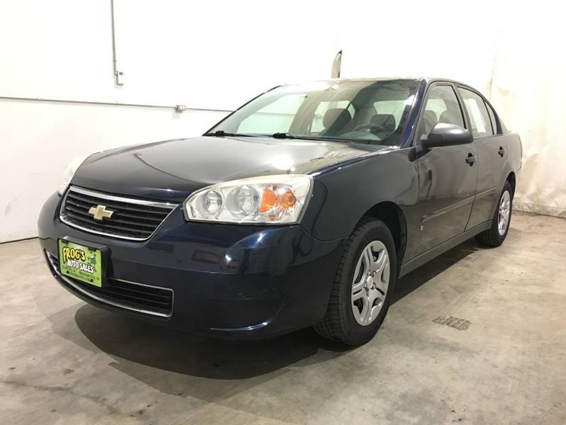 2007 Chevrolet Malibu For Sale At Frogs Auto Sales In Clinton IA