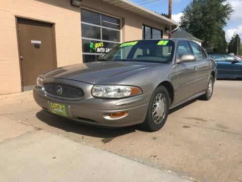 2001 Buick LeSabre for sale at Frogs Auto Sales Maquoketa in Maquoketa IA