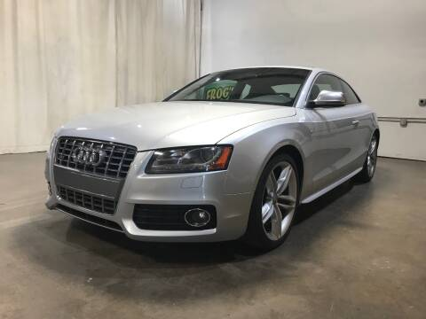 2008 Audi S5 for sale at Frogs Auto Sales in Clinton IA