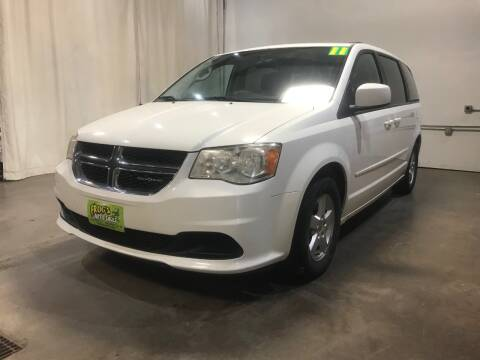 2011 Dodge Grand Caravan for sale at Frogs Auto Sales in Clinton IA