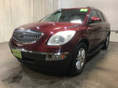 2008 Buick Enclave for sale at Frogs Auto Sales in Clinton IA