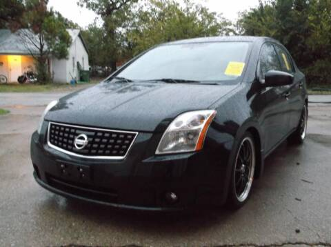 2008 Nissan Sentra for sale at Pary's Auto Sales in Garland TX