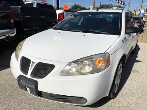 2009 Pontiac G6 for sale in Garland, TX