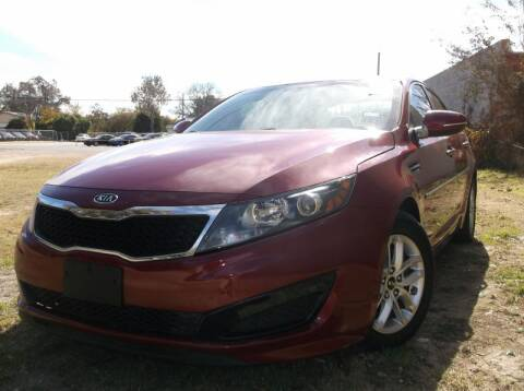 2011 Kia Optima for sale at Pary's Auto Sales in Garland TX