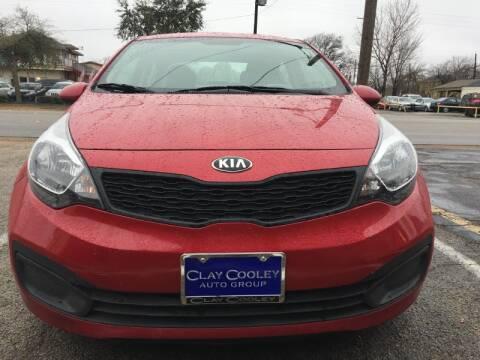 2014 Kia Rio for sale at Pary's Auto Sales in Garland TX