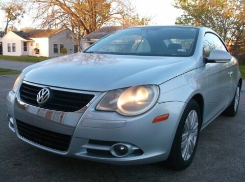 2007 Volkswagen Eos for sale at Pary's Auto Sales in Garland TX