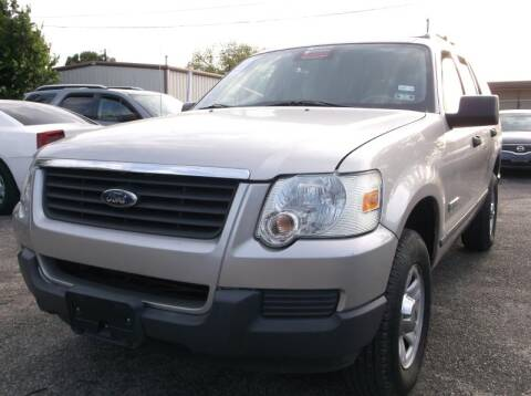 2006 Ford Explorer for sale at Pary's Auto Sales in Garland TX
