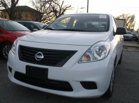 2013 Nissan Versa for sale at Pary's Auto Sales in Garland TX
