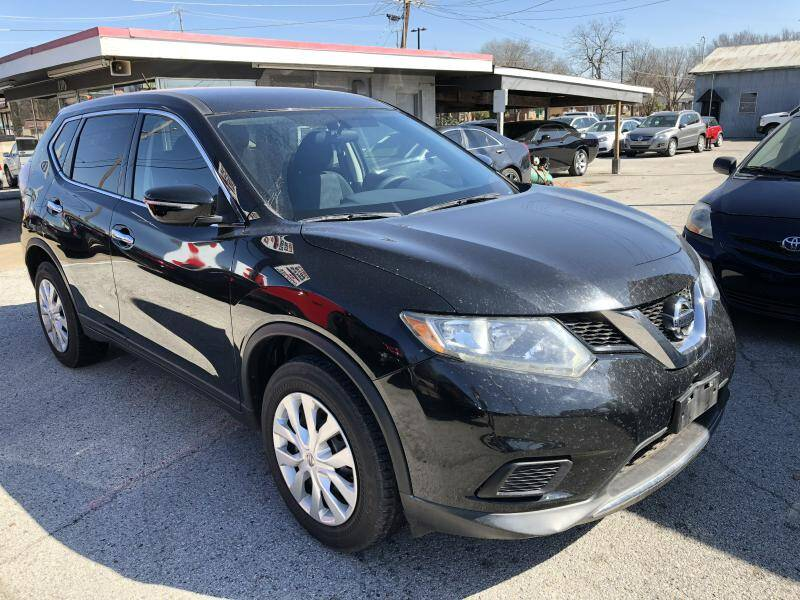 2014 Nissan Rogue for sale at Pary's Auto Sales in Garland TX