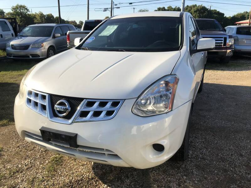 2013 Nissan Rogue for sale at Pary's Auto Sales in Garland TX